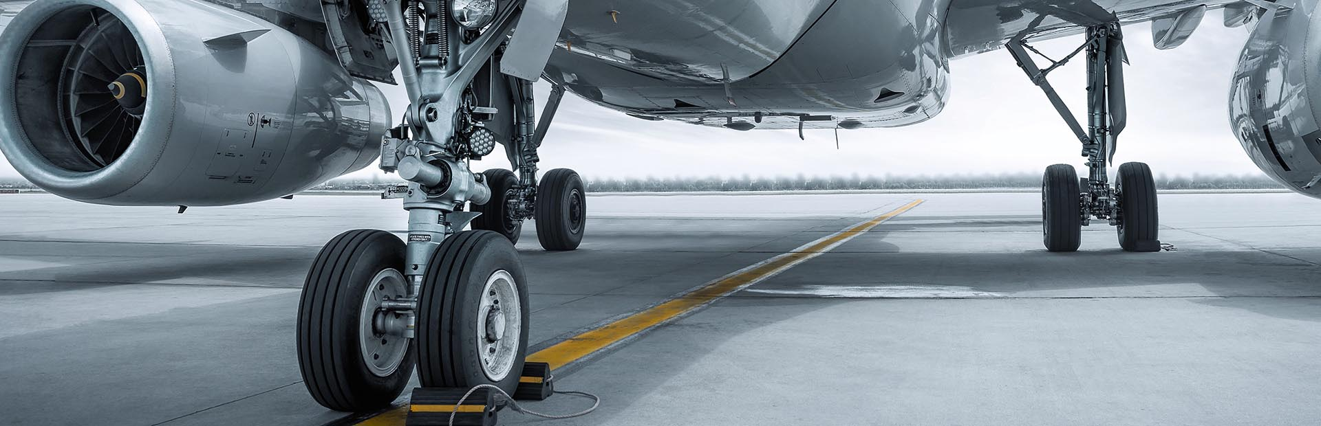 Nitrogen filling for aircraft tires to prevent fire - Inmatec