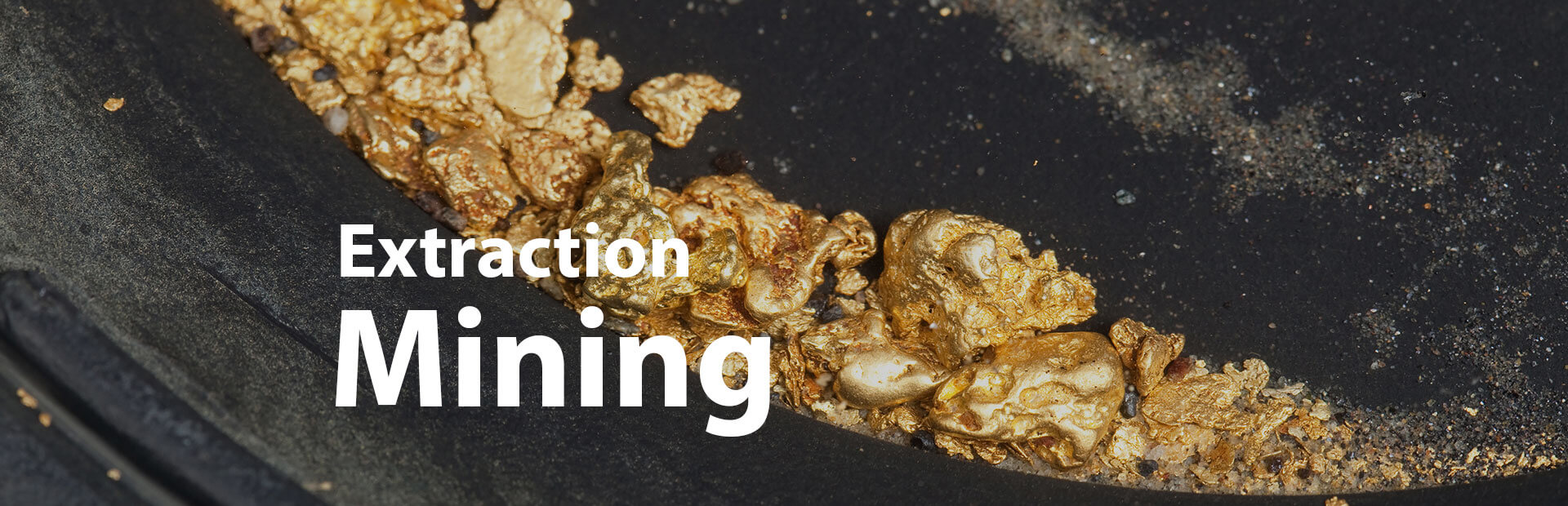 Oxygen production for mining and gold mines
