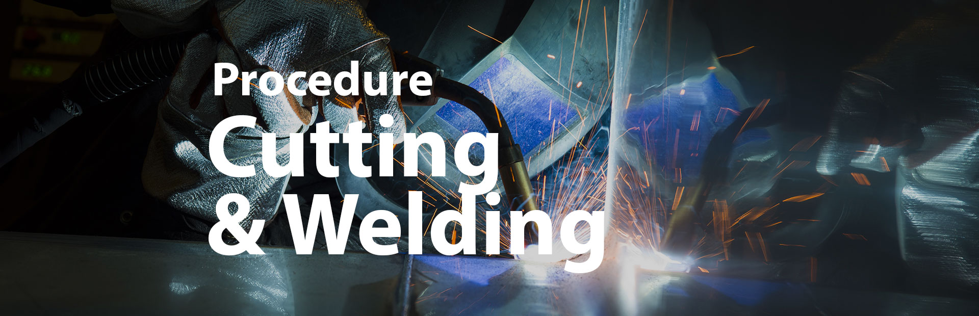 Oxygen production for cutting and welding